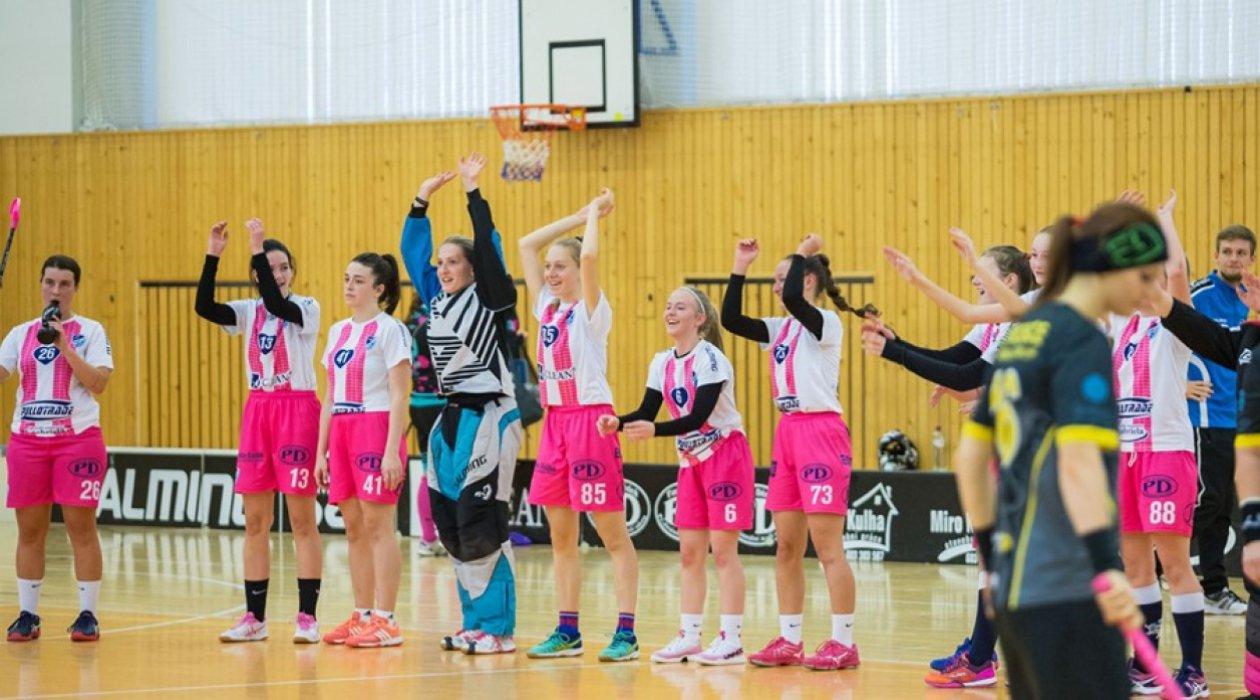 Dorostenky a juniorky připsaly ve druhé lize žen další vítězství
