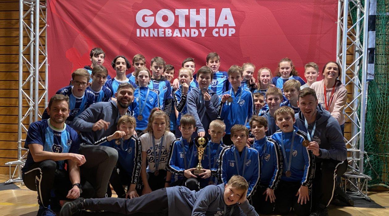 Gothia Cup 2020 s českolipskou stopou