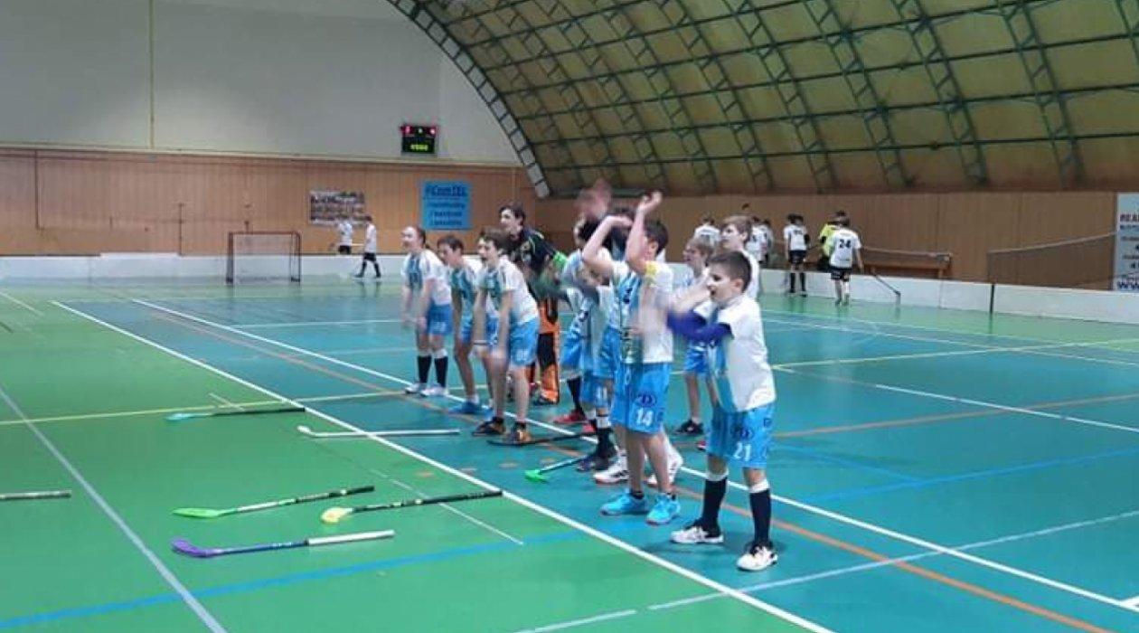 Domácí turnaj starších žáků FBC Šluknovsko.