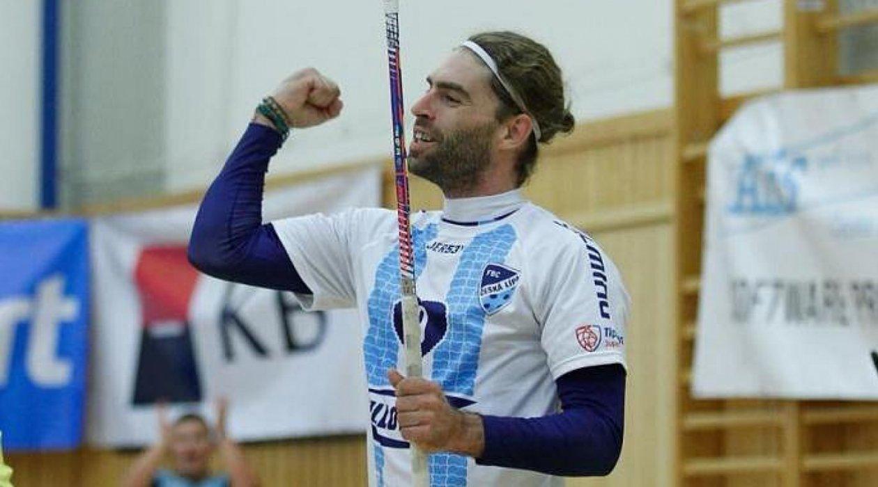 Florbal je v Lípě sportem číslo 1, říká Marek Dzierža