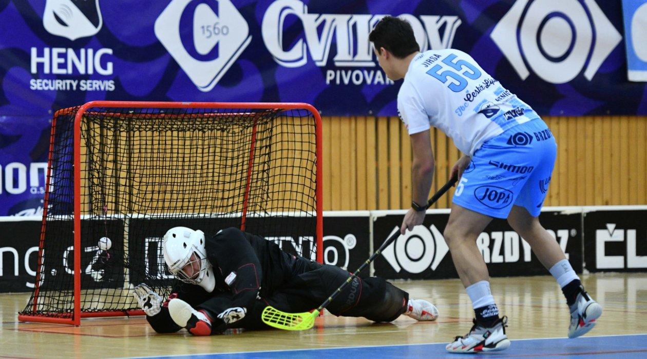 Česká Lípa bere opět dva body. Tentokrát zvládla nájezdy