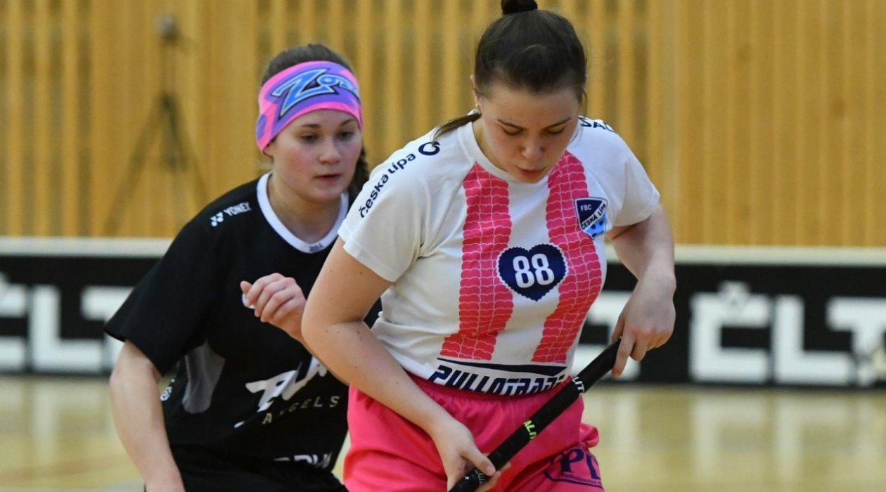 Pavlíková okořenila svůj debut v ženské extralize gólem