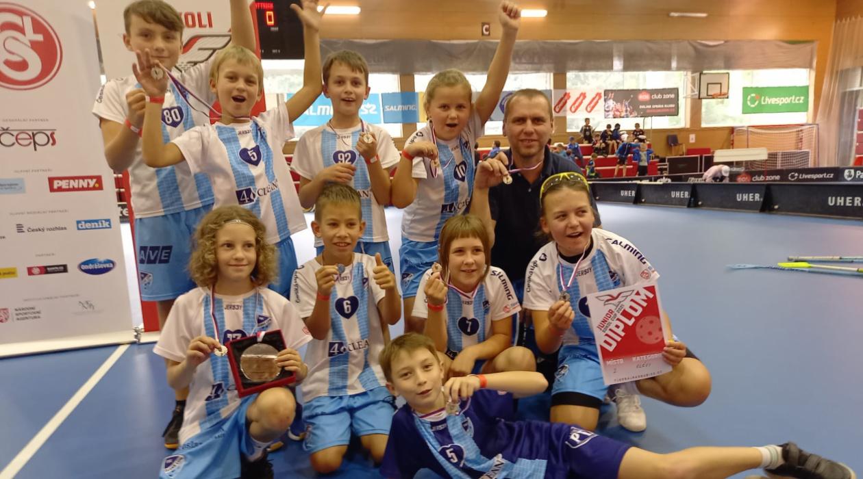 Elévové uspěli na Sokol Cupu!