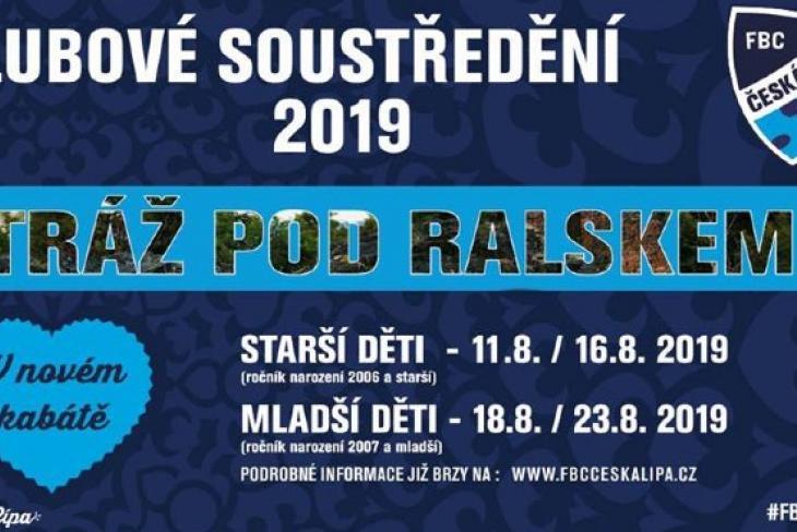 Klubové soustředění FBC Česká Lípa