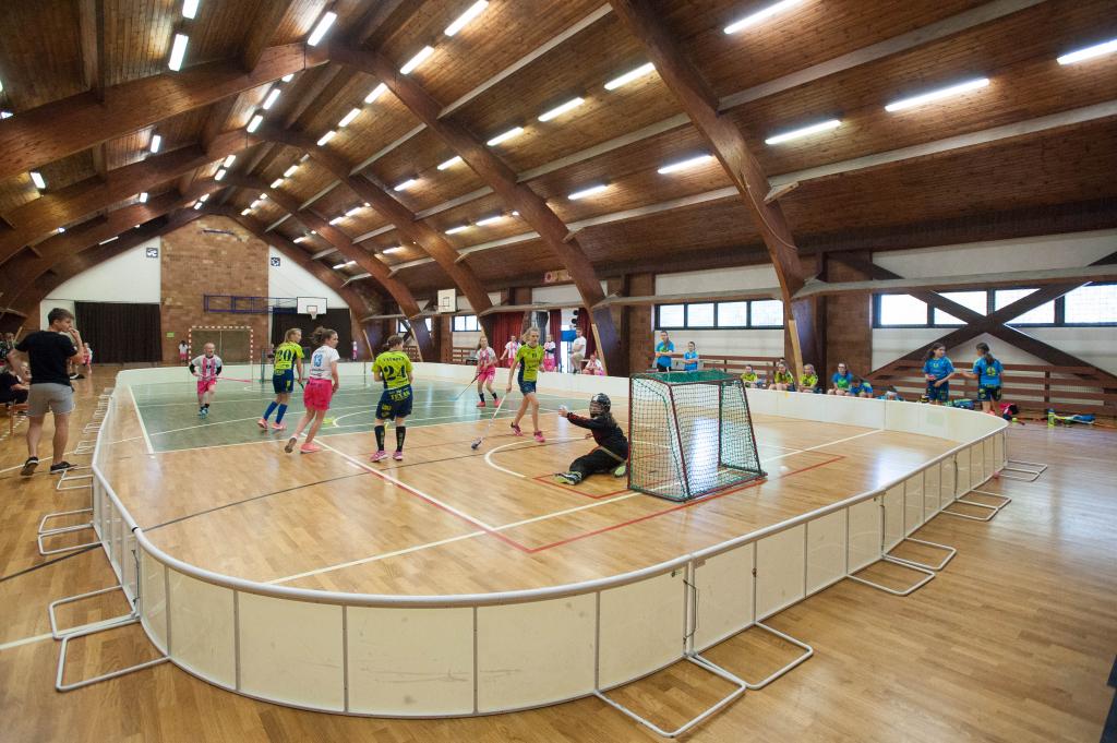 Sportovní hala Lokomotiva
